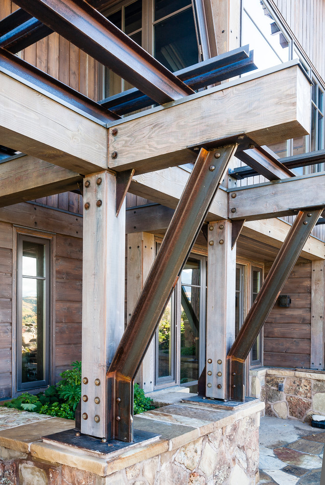 Sunnyside Knoll Telluride Architect Tommy Hein Architects
